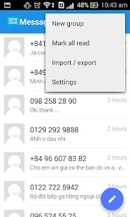 App Messaging SMS APK for Windows Phone