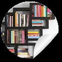 Book Self Design Ideas icon