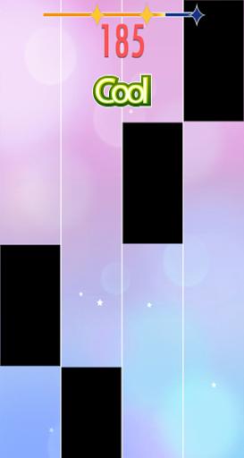BTS - Heartbeat (BTS WORLD OST) on Piano Tiles 1.0 screenshots 2