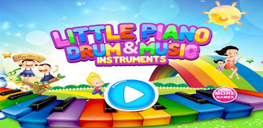 Little Piano Drum & Music Instruments - Apps on Google Play