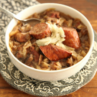 Polish Hunter's Stew (Bigos)