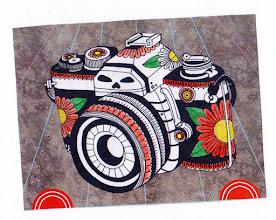 Photo: Mail Art 366 Day 37 Card 37a