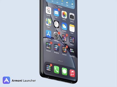 Armoni Launcher PRO (BIG UPDATE 🎉) 3