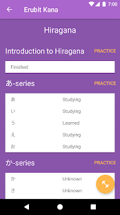 Erubit Kana, inevitable Hiragana and Katakana - náhled