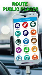 GPS Navigation, Maps, Driving Directions, Tracker - náhled