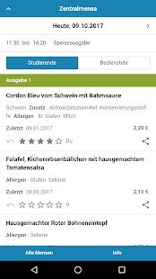 Mensa Mainz - náhled