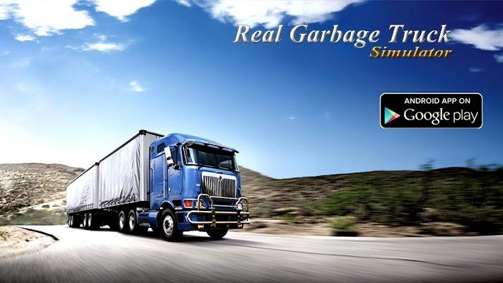 Garbage Truck Simulator 2017 - screenshot