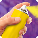 Spray Can Graffiti Joke icon