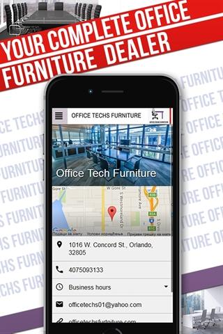 Office Techs Furniture