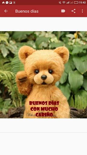 Buenos Días Saludos Y Pensamientos Apk Download Apkpureai