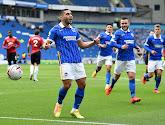 Maupay had zich zijn eerste helft tegen Liverpool wellicht anders voorgesteld