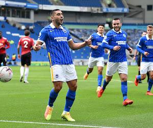 Brighton écarte Aston Villa et se donne de l'air au classement