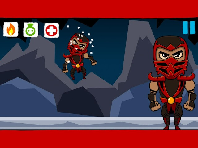 android Mortal Dismount Warriors Screenshot 0