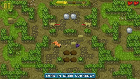Chipmunk's Adventures MOD APK [Unlimites Tips And Seeds] 5