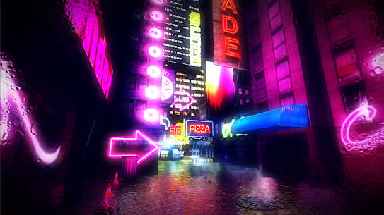 Cyber Retro punk 2069 | Offline Cyberpunk Shooter Apk Download For Android 1