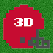 Retro Football 3D : The Hunt For Touchdown Glory