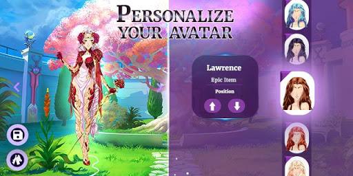 Eldarya - Romance & fantasy game 1.3.1 Mod screenshots 2