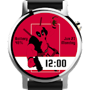 Deadpool Watch Face 1.2 Icon