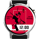 Deadpool Watch Face Icon