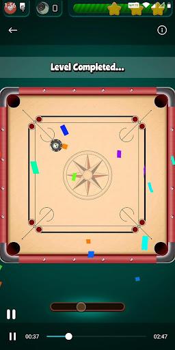 Carrom Royal - Multiplayer Carrom Board Pool Game 10.1.7 screenshots 8