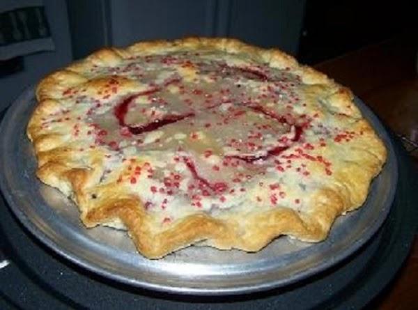 Cin's Easy Cherry-blueberry Pie Recipe