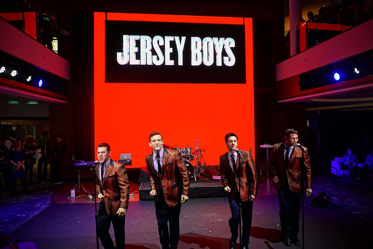"""The popular Broadway show """"Jersey Boys"""" makes its first appearance at sea aboard Norwegian Bliss."""