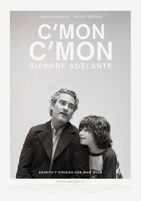 película C'mon C'mon Joaquin Phoenix