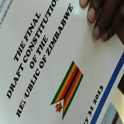 Constitution of Zimbabwe- screenshot