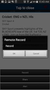 SKY TV NZ- screenshot thumbnail