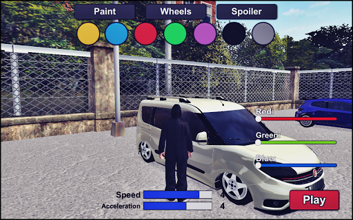 Doblo Drift & Driving Simulator 1.4 screenshots 2