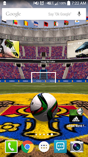 adidas World Football Live WP - screenshot thumbnail