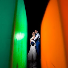 Wedding photographer Christian Barrantes (barrantes). Photo of 28.11.2018