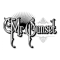 Mr. Sunset logo