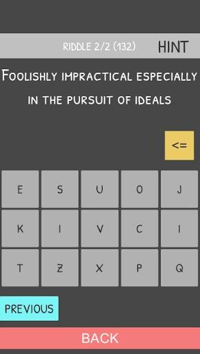 1000 Riddles 1.0 screenshots 4