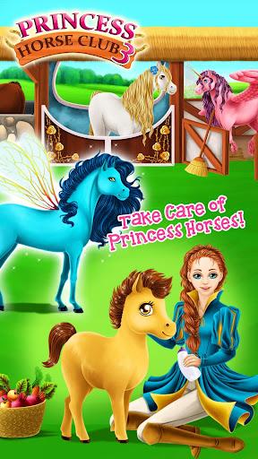 Princess Horse Club 3  screenshots 2
