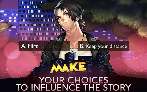 Is-it Love? Matt - Dating Sim- screenshot thumbnail
