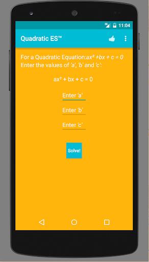 Quadratic ES™