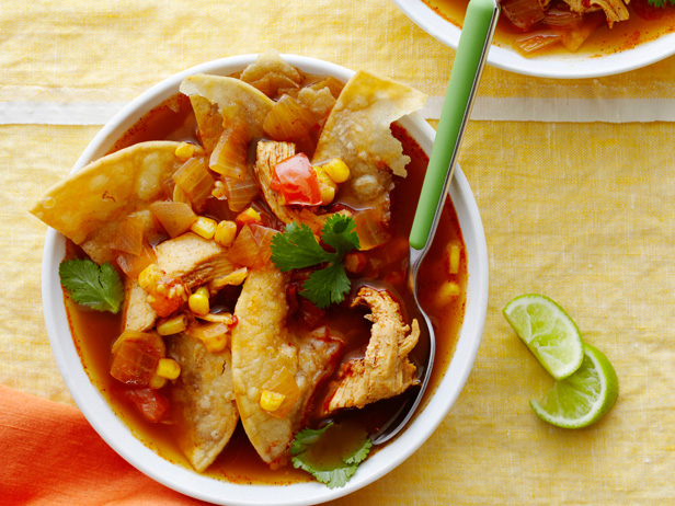 Photo: Get the recipe for Tortilla Soup >> http://ow.ly/h6sY9