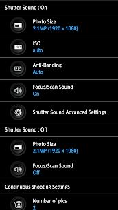HD Camera Pro – silent shutter v3.0.0 [Paid] APK 4