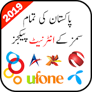 All Network Internet Packages Pakistan