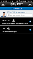 Screenshot of My TWC™