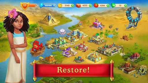 Cradle of Empires Match-3 Game  screenshots 2