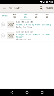 Philly Beer Week 2016- screenshot thumbnail