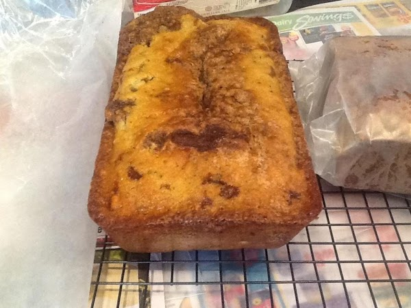 Amish Cinnamon Bread Recipe