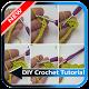 DIY Crochet Tutorial (app)