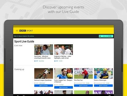 BBC Sport Screenshot 13