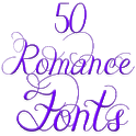 Fonts for FlipFont Romance icon