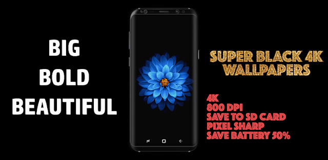 Super Black AMOLED PRO Wallpapers (2960x1440)📱👌