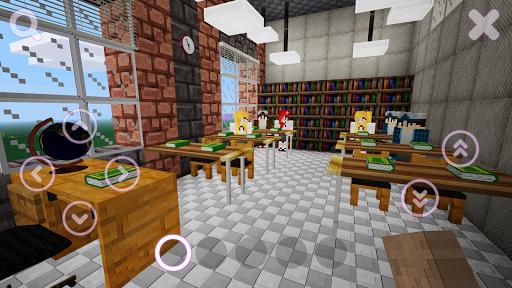 Schoolgirls Craft 2.0 screenshots 1