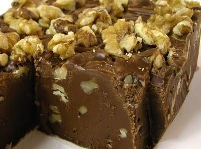 Velveeta Cheese Fudge Recipe